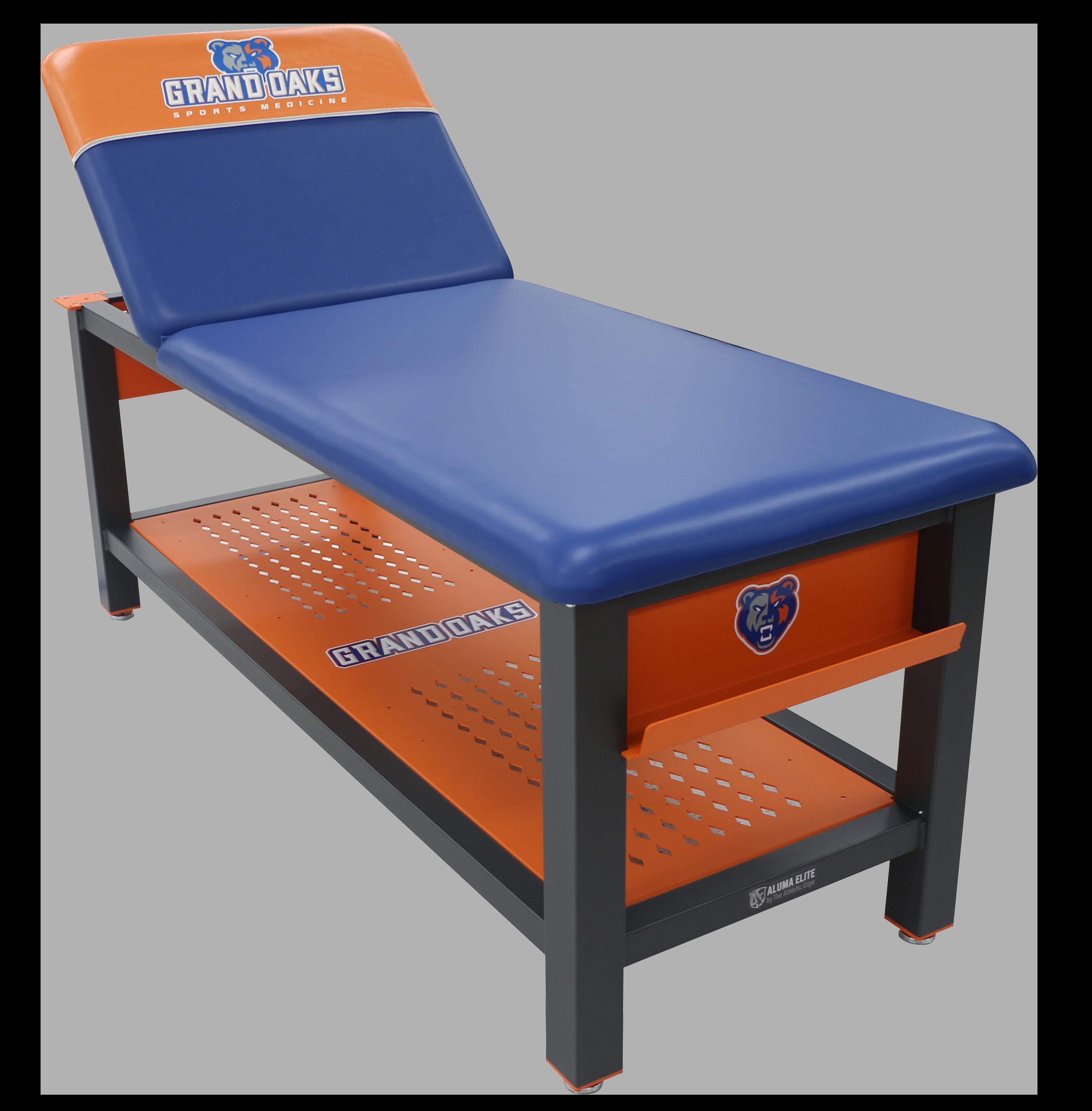 Grand Oaks-(Aluma Elite-Treatment-Table-No-Cabinet)