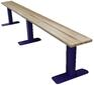 Watertown HS-(Wood Locker Bench)