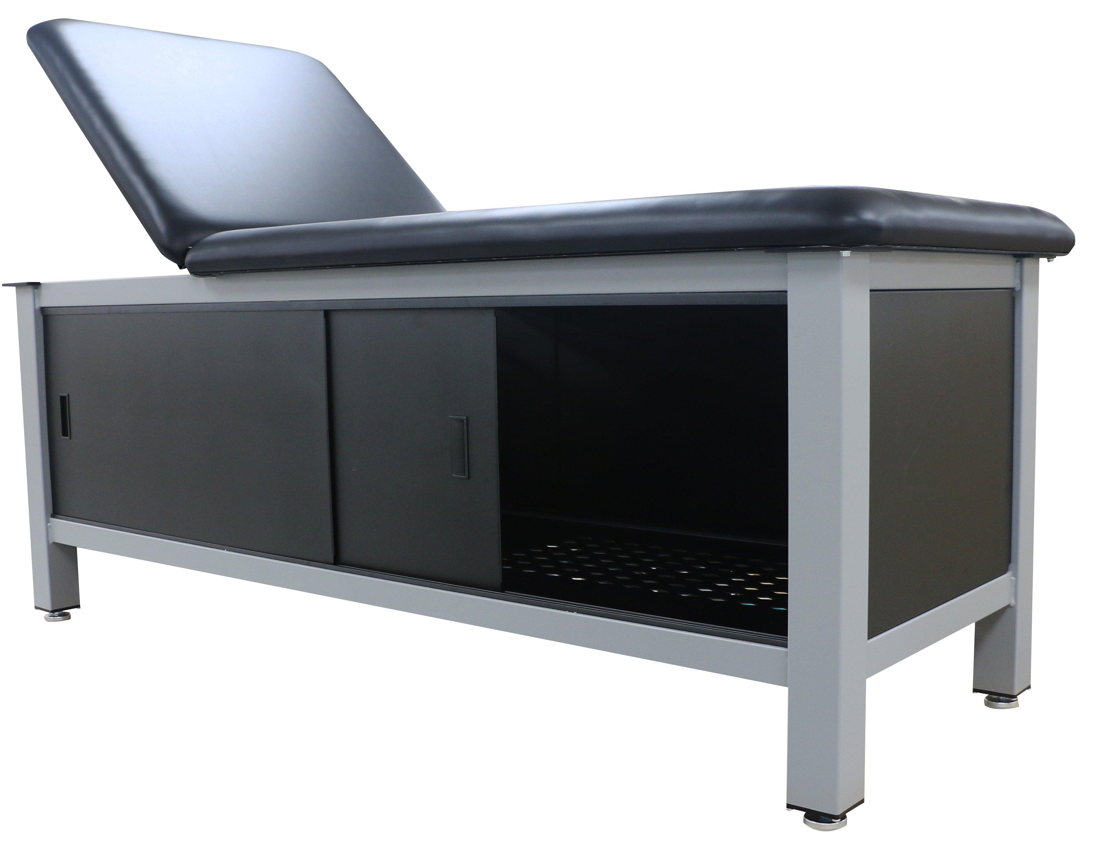 Aluma Elite Treatment Table-(Sliding-Doors2)