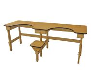 Custom Whirlpool Tables