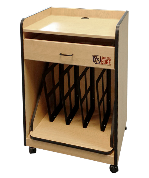 SMDC-006 Stor-Edge Modality Deluxe Treatment & Recovery Cart