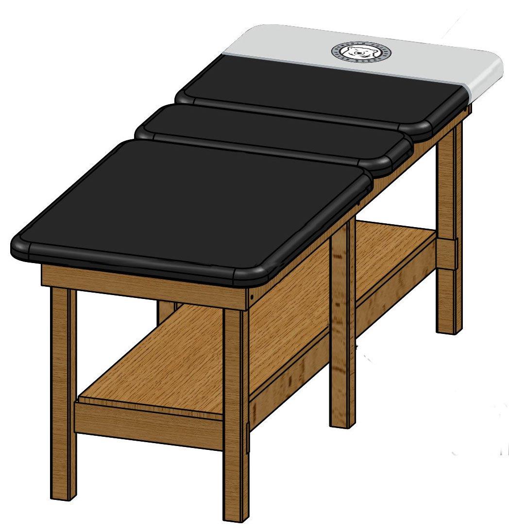 Bowdoin-(custom 6-Leg-table)