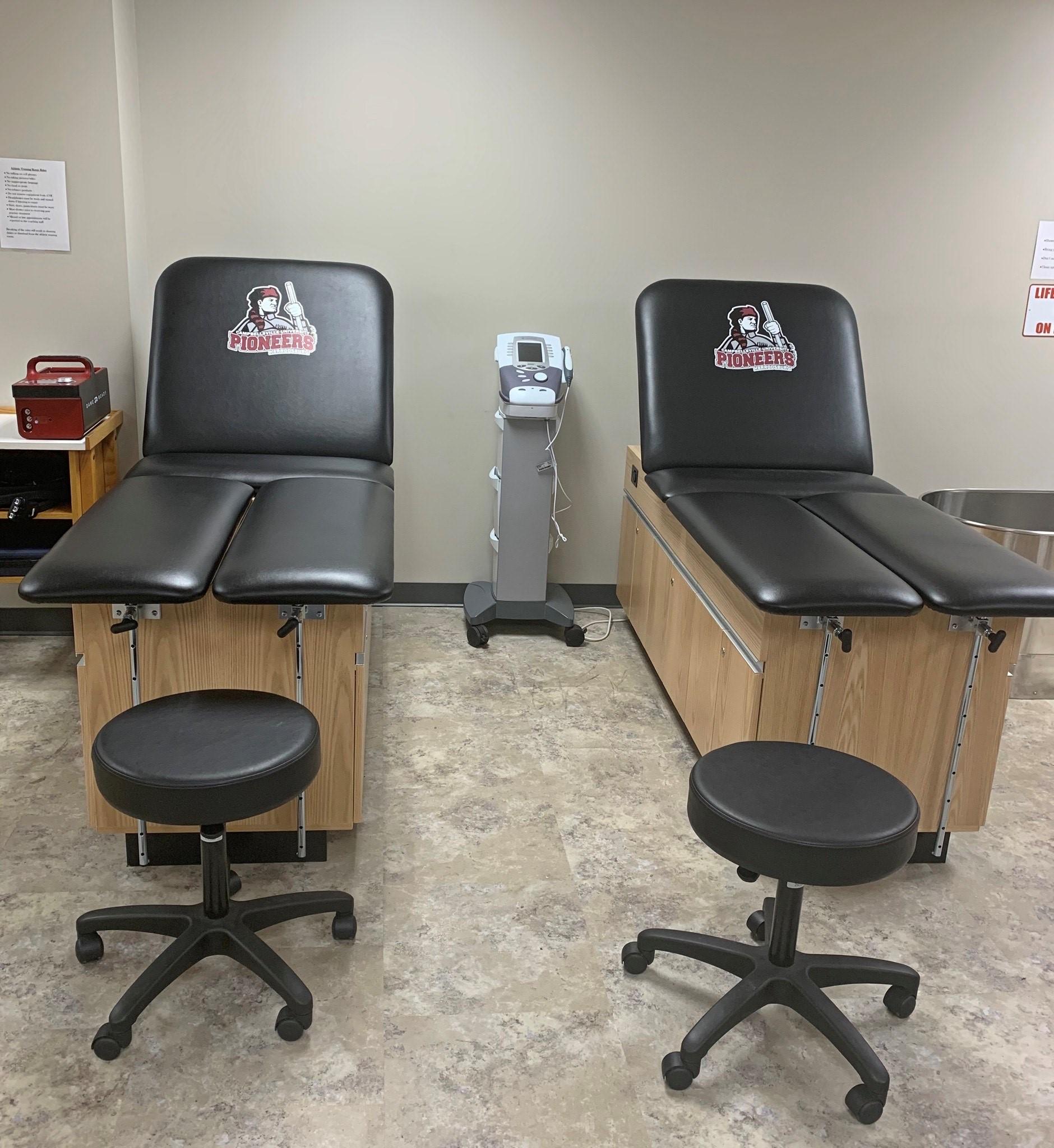 CU Harrodsburg #1 (Cabinet Treatment Tables)