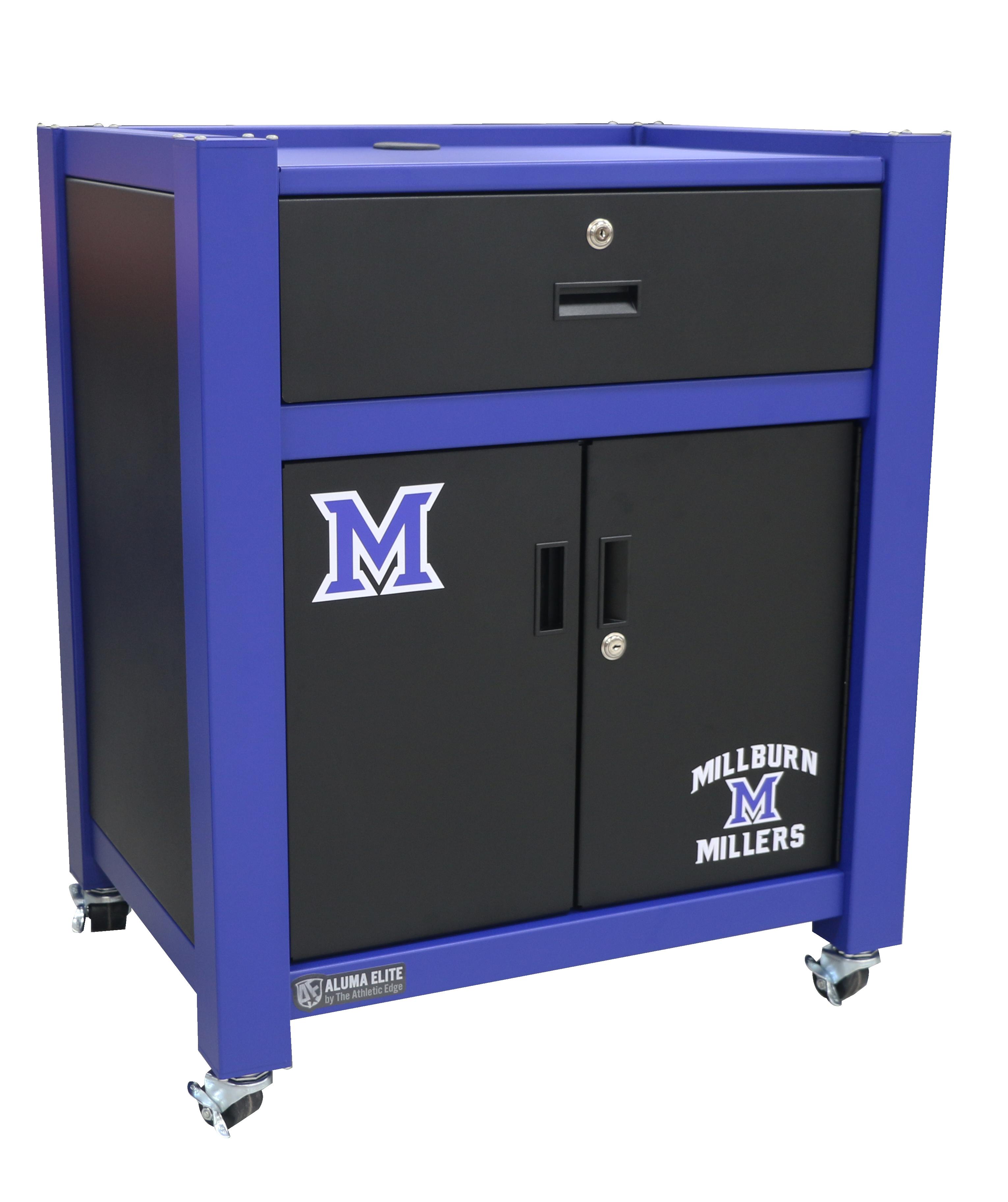 Millburn HS-(Aluma Elite Modality Cart)
