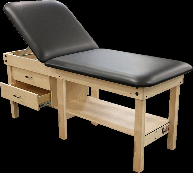 6 Leg Edge Sport Wood Treatment Table