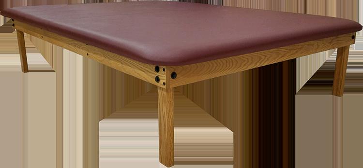 Impressions Wood Mat Table