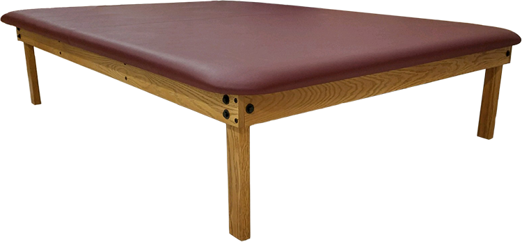 Impressions Wood Mat Table