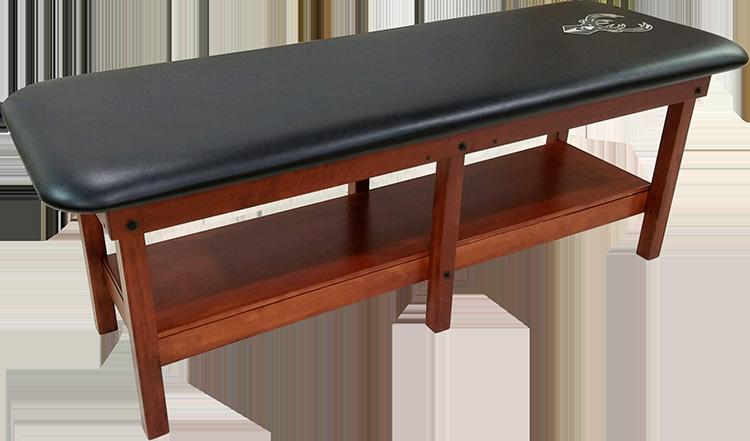 PRO 6 Leg Edge Sport Wood Treatment Table