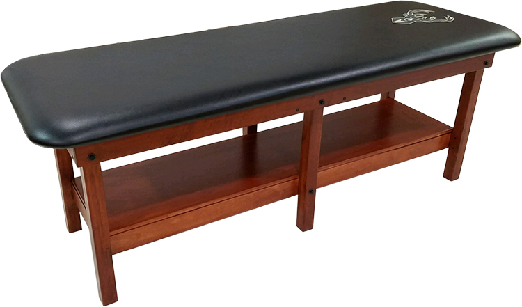 PRO 6 Leg Edge Sport Wood Treatment Table