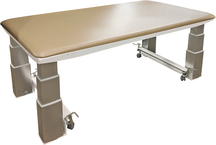 PT2000 Bariatric Hi-Lo Mat Table