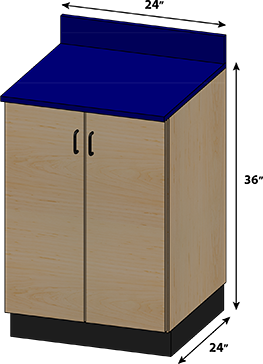 SEMCB-004 Base Cabinet