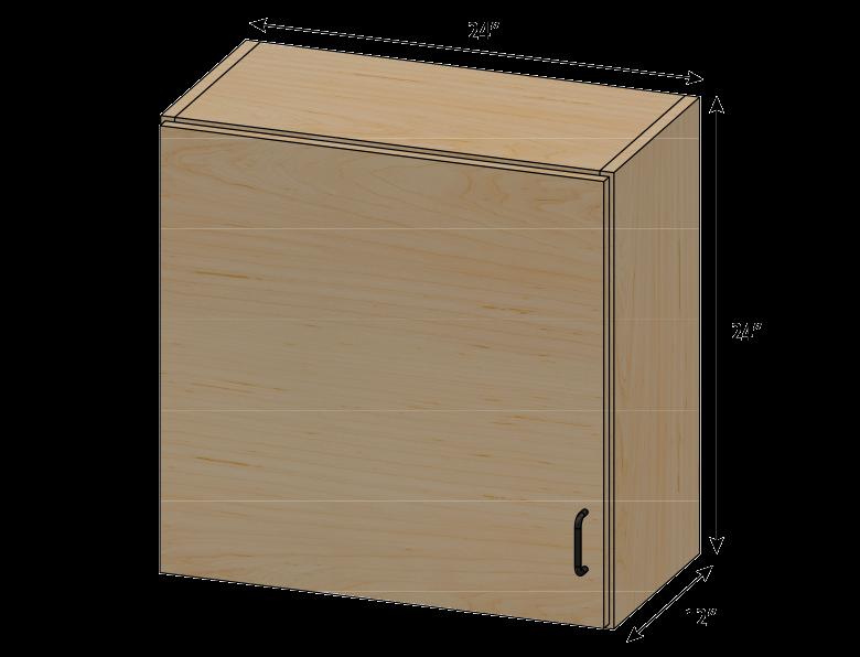 SEMCW-002 Wall Cabinet