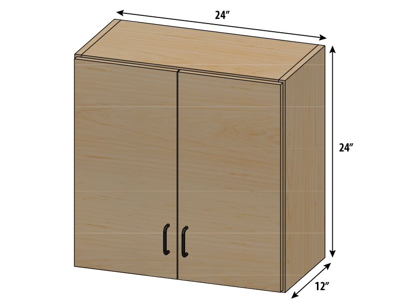 SEMCW-003 Wall Cabinet