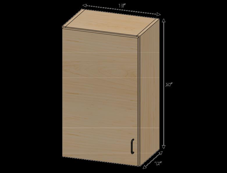 SEMCW-005 Wall Cabinet