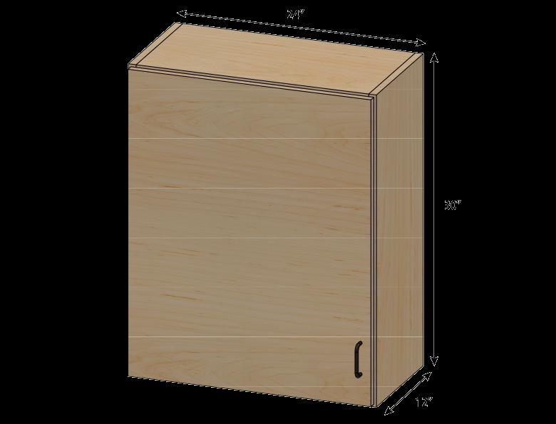 SEMCW-006 Wall Cabinet