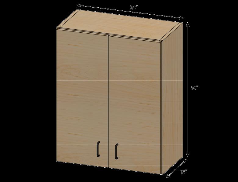 SEMCW-007 Wall Cabinet