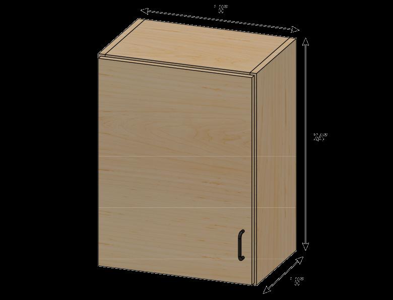 SEMCW-009 Wall Cabinet