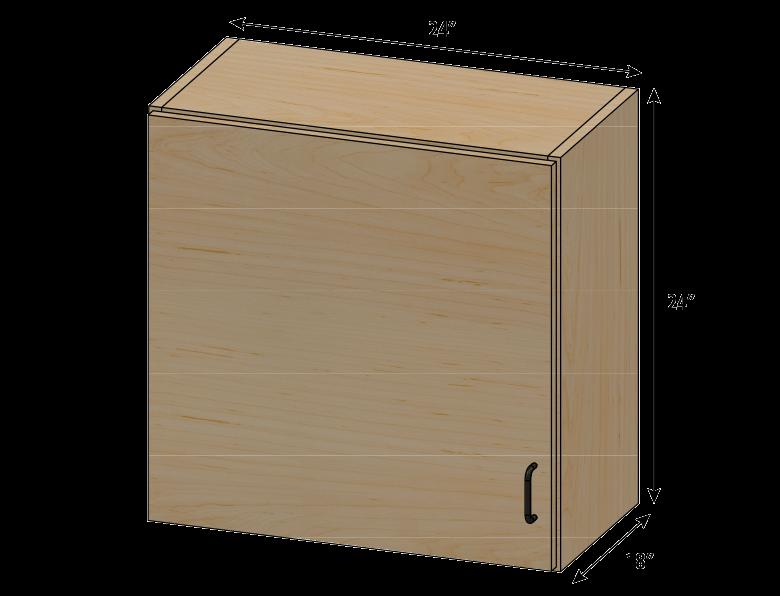 SEMCW-010 Wall Cabinet