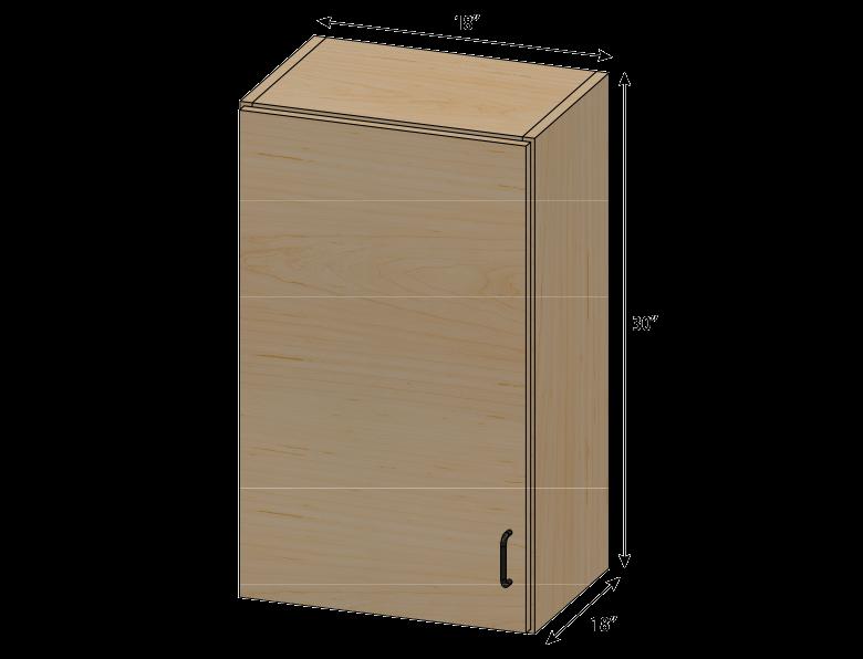 SEMCW-013 Wall Cabinet