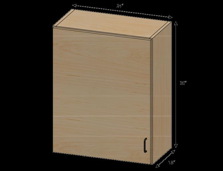 SEMCW-014 Wall Cabinet