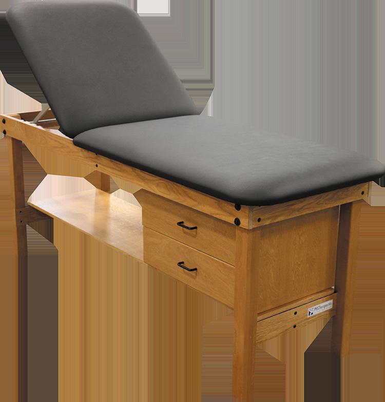 Impressions Wood Treatment Table
