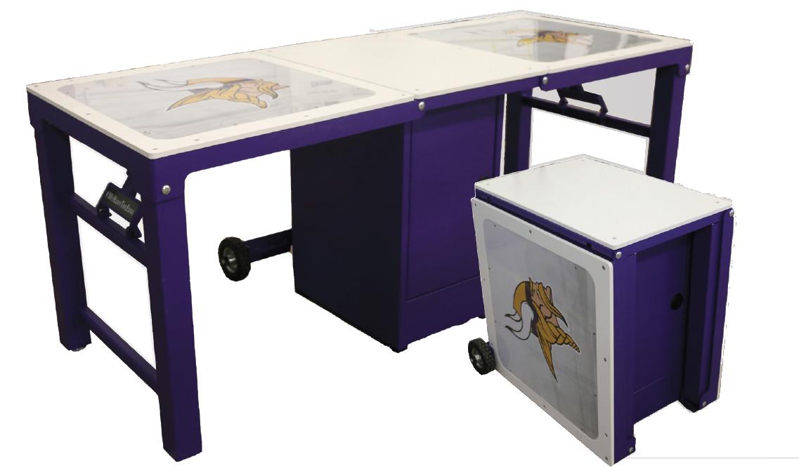 Aluma Elite PRO Portable Workstation