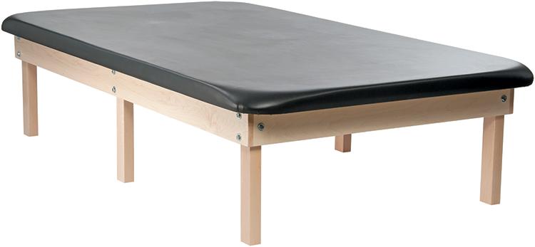 Edge Sport  6 Leg Wood Mat Table