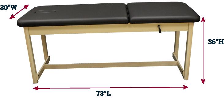 Basic Treatment Table-(liftback-H Brace1)_dimensions-1