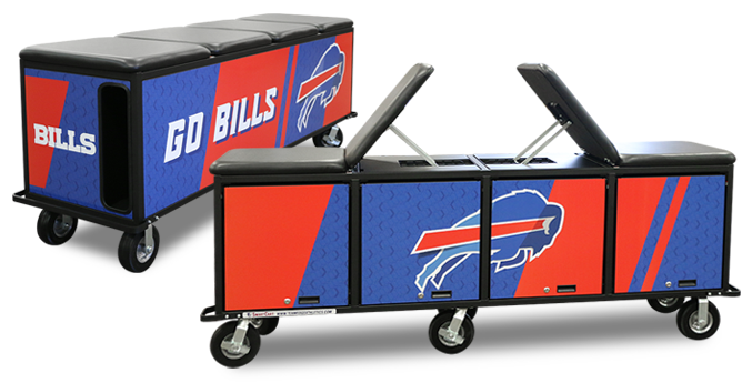 BUFFALO BILLS SMARTCART