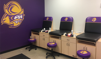 DODGE CITY COMMUNITY COLLEGE TAPING STATION