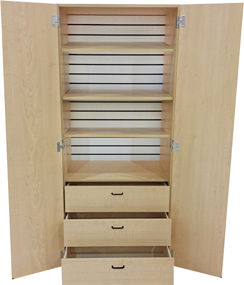 SC-003 Stor-Edge Stationary Cabinet