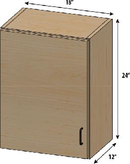 SEMCW-001 Wall Cabinet