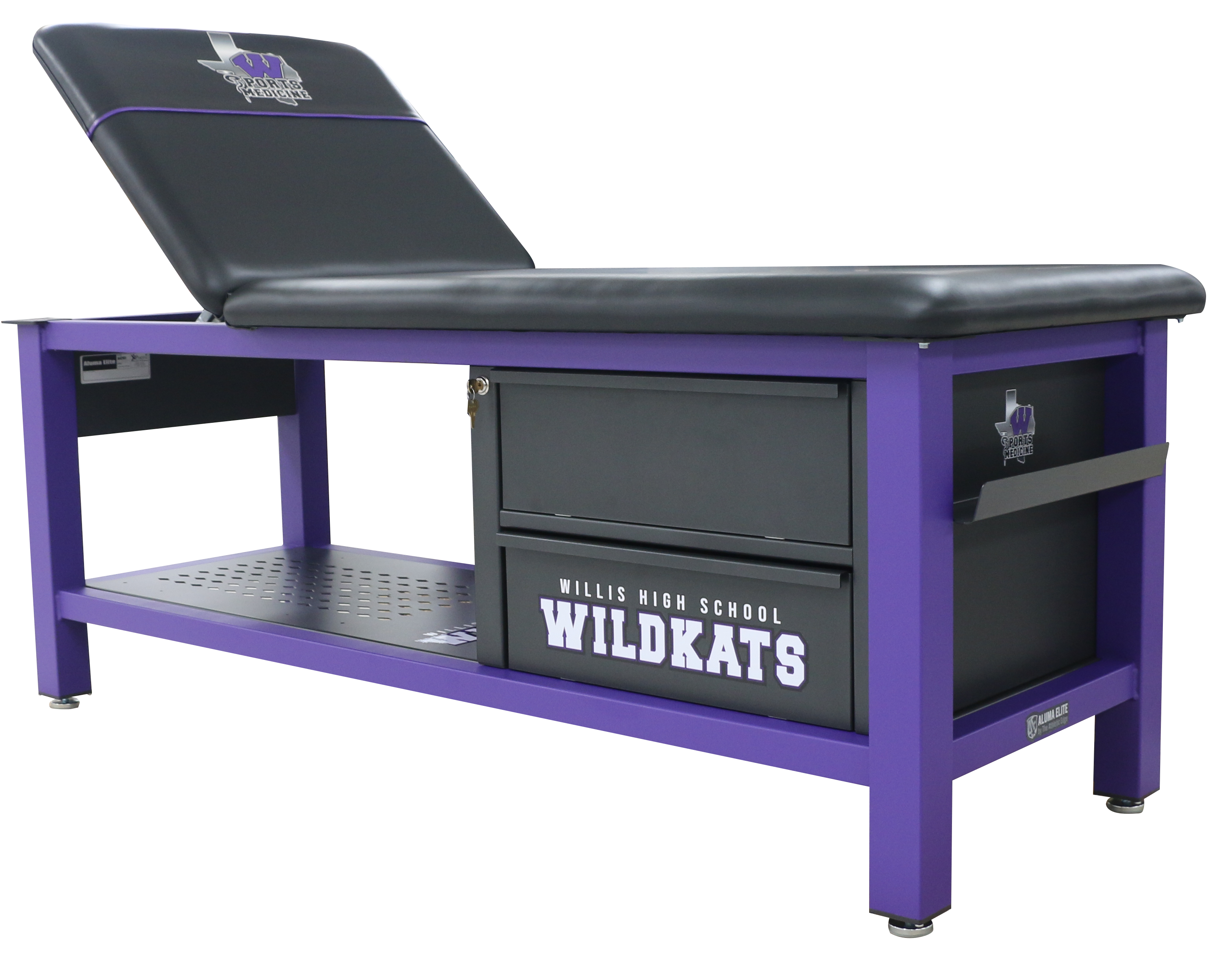 Willis HS-(Aluma Elite Treatment Table)