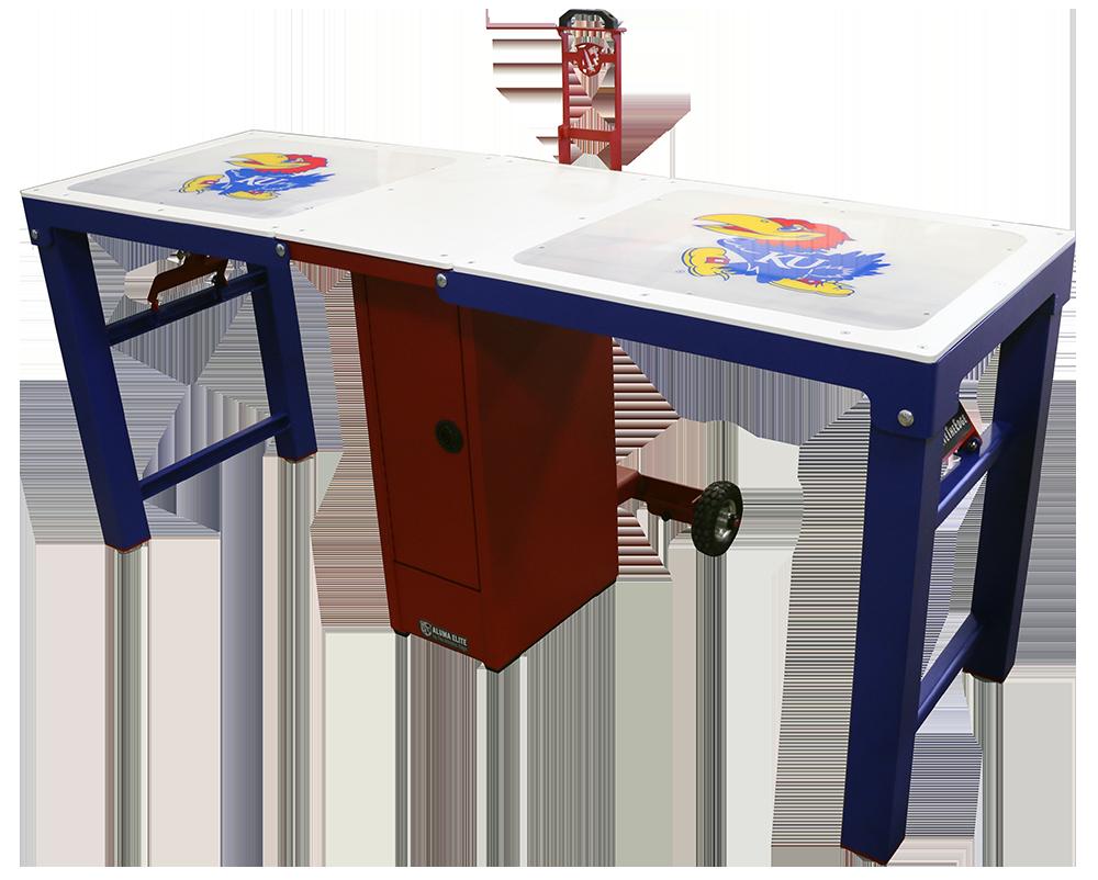 Aluma Elite Portable Workstation