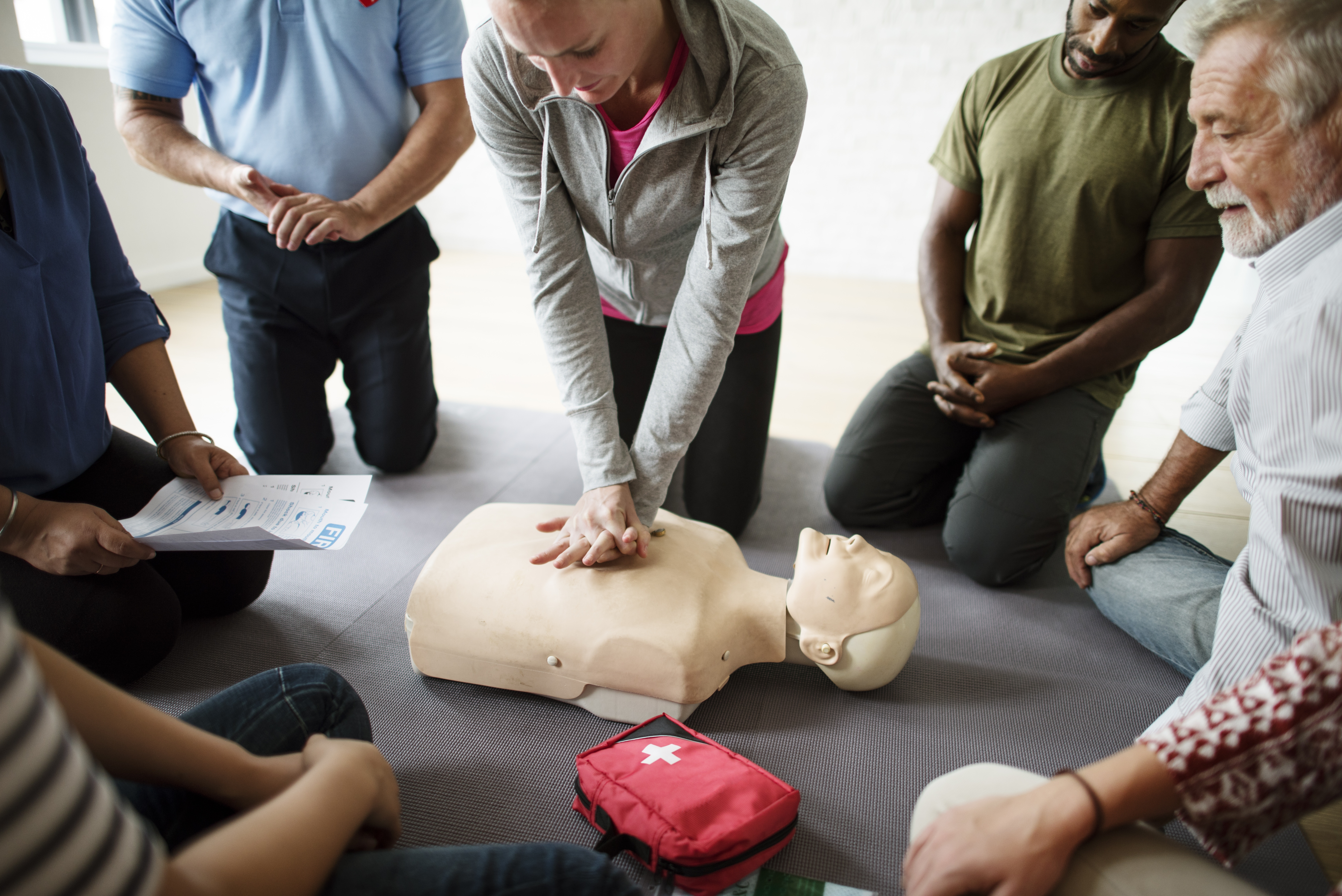 CPR Training and AEDs Can Save Lives in the Gym