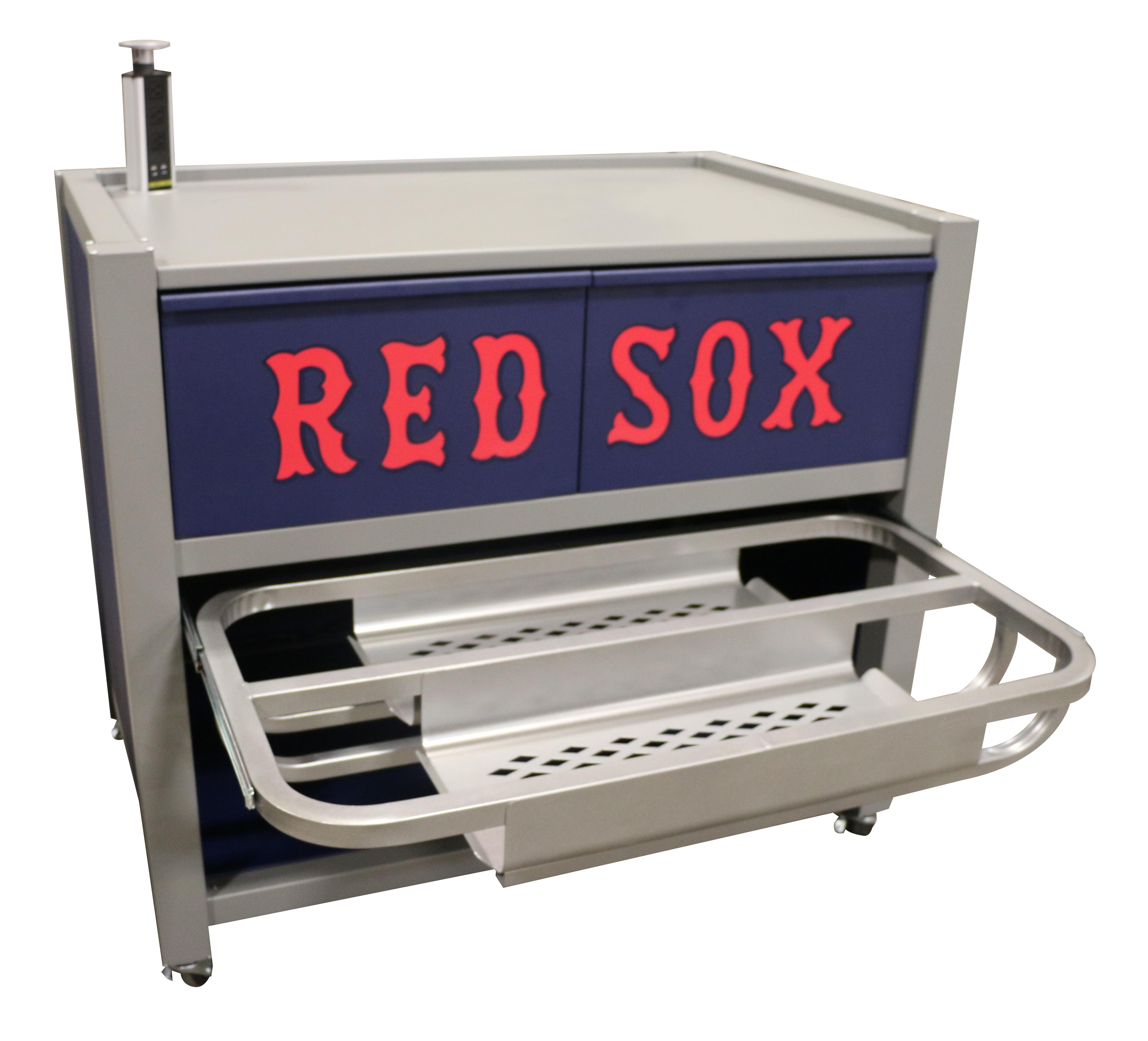 Boston Red Sox-(XL Modality Cart)