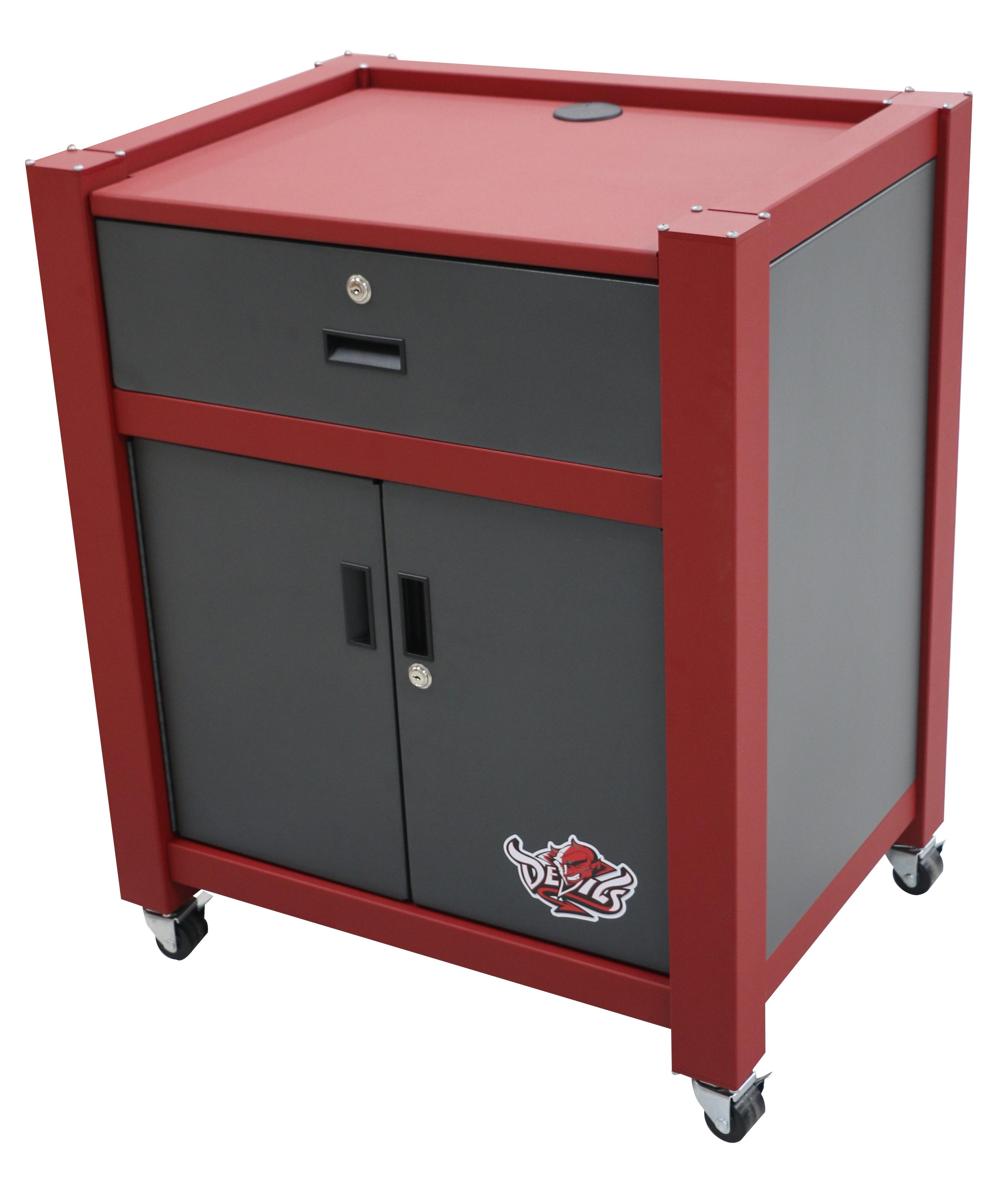 Central HS-(Modality Cart