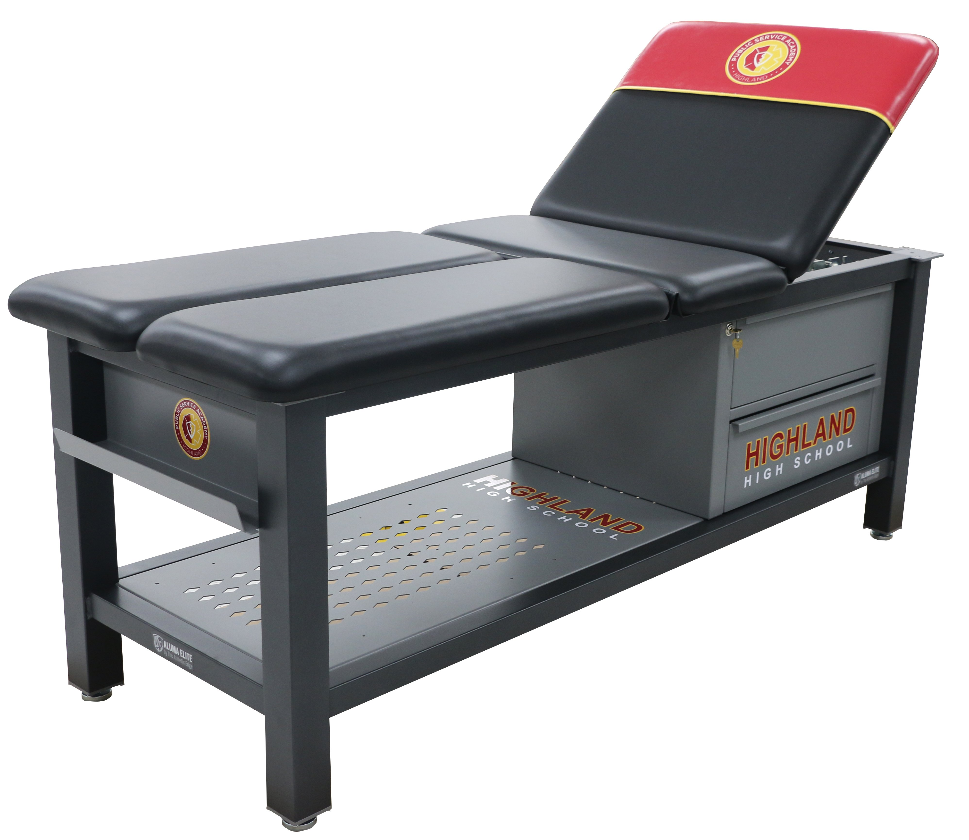 Highland HS -(Aluma Elite Treatment Table)