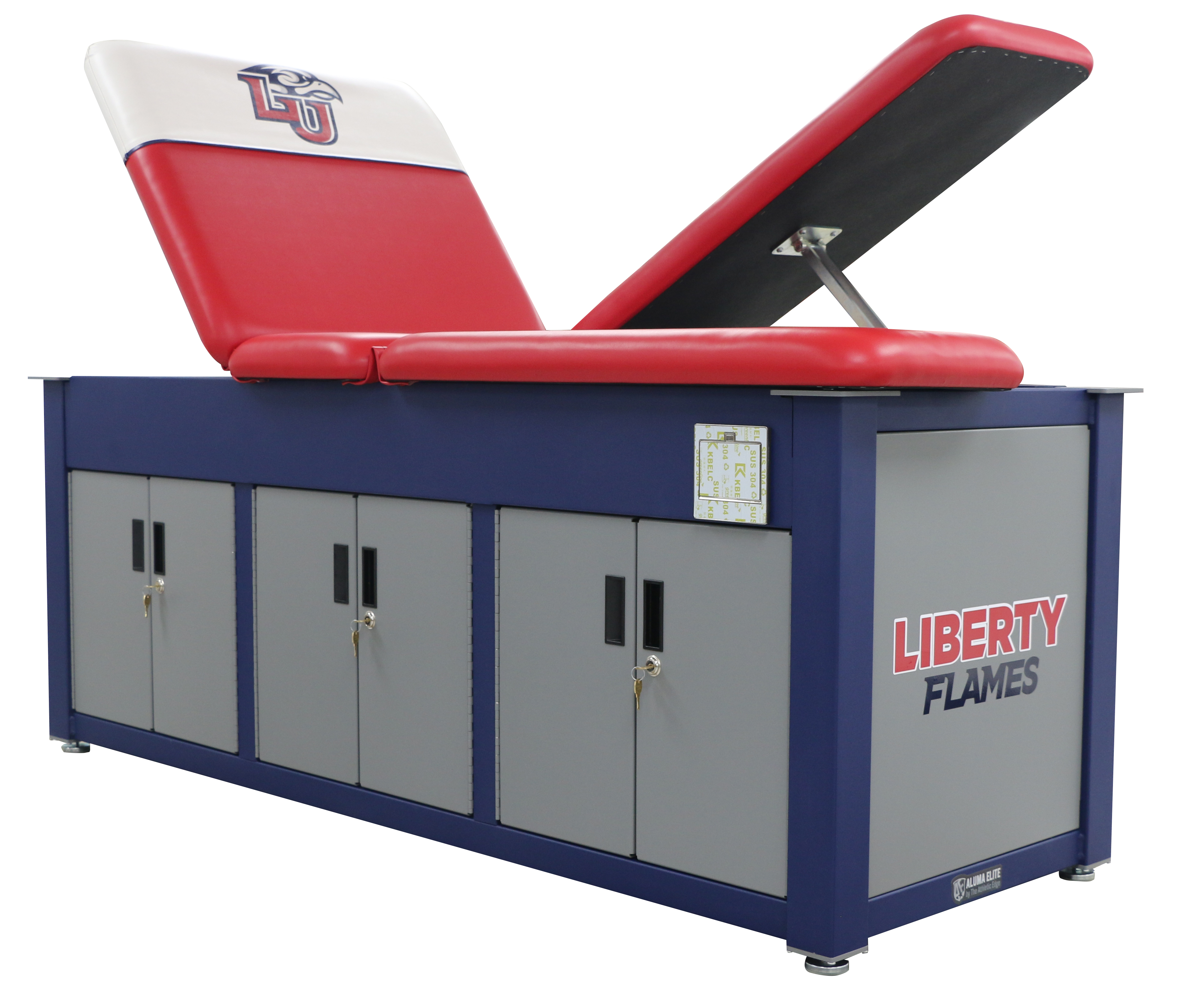 Liberty University-(Aluma Elite Treatment Cabinet)