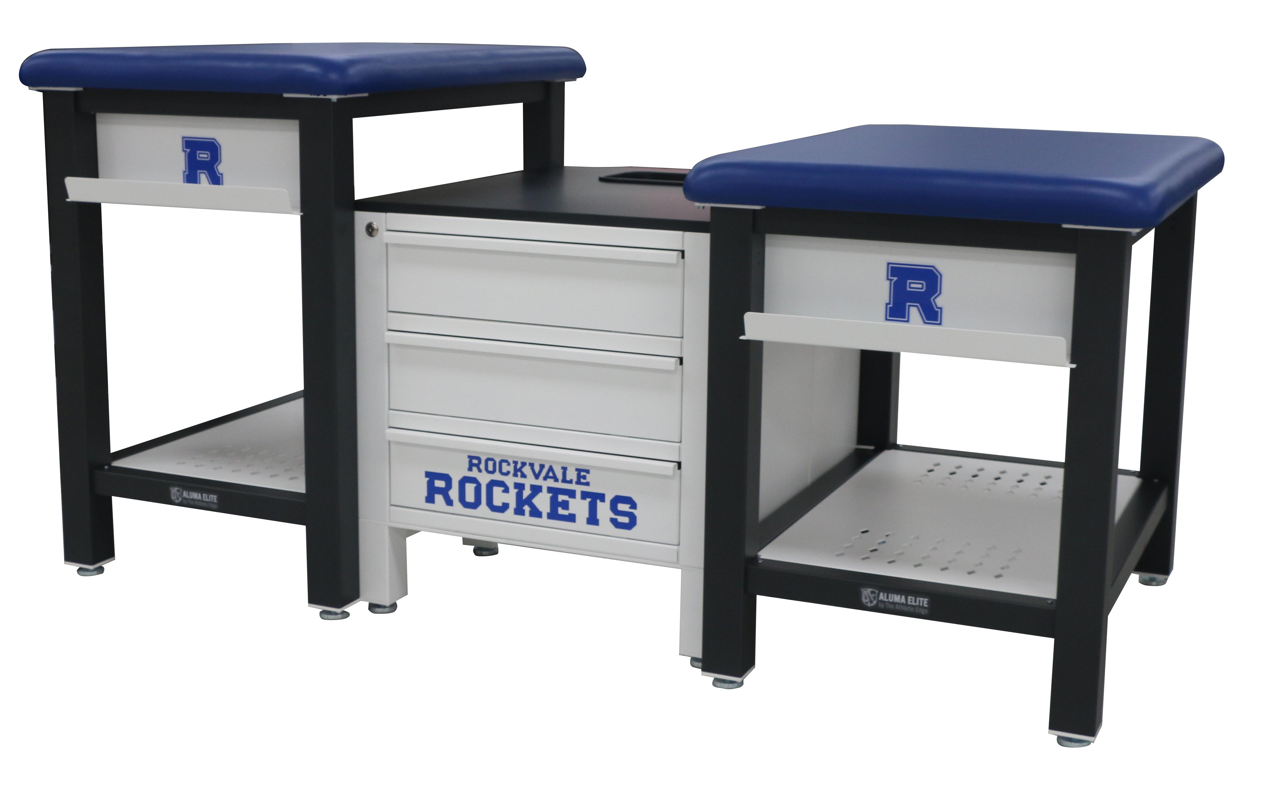 Rockvale HS -(Aluma Elite Tape Station)