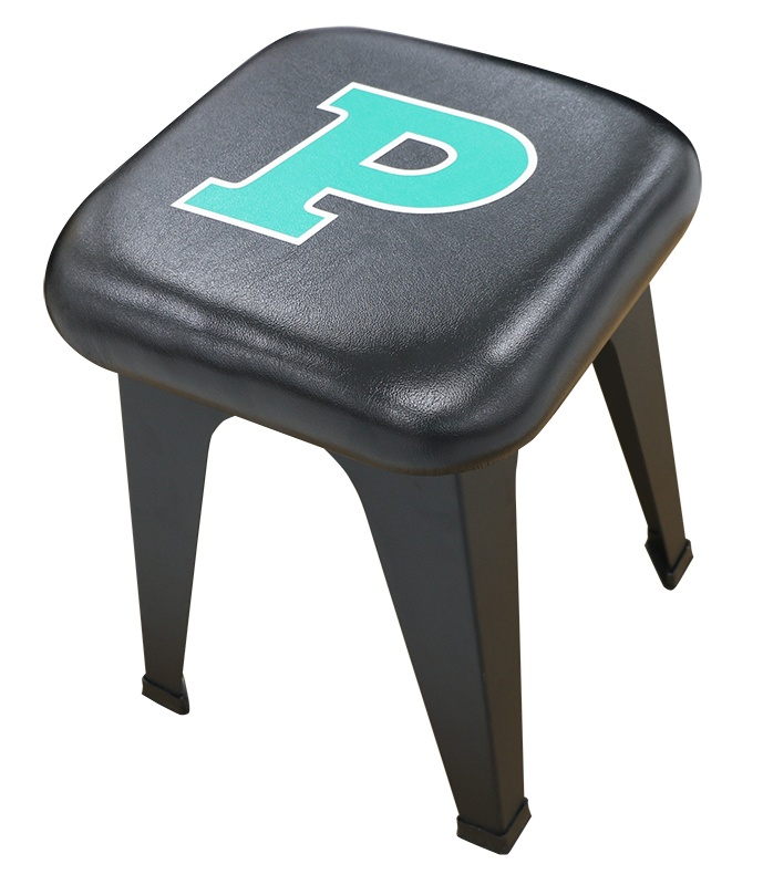 Pierre Metal Stool